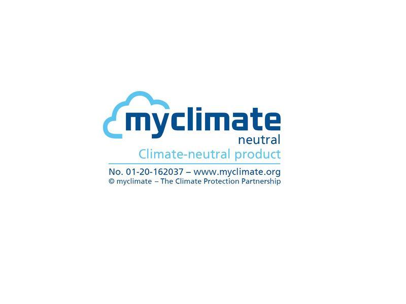 Sie finden den SCHILLER-Klimaschutznachweis, indem Sie die Nummer 01-20-162037 in das Suchfeld auf der Website www.myclimate.org eingeben.