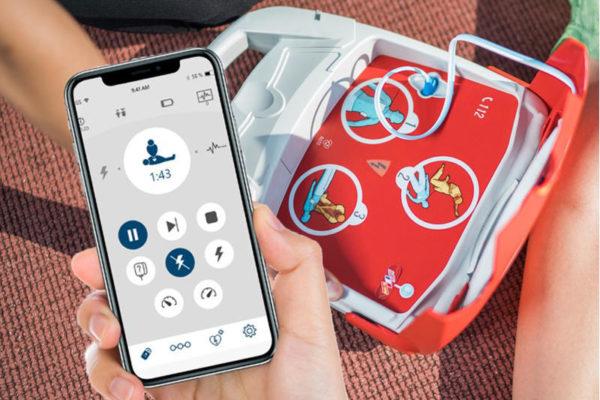 Neu: Mobile App für FRED PA-1 Trainer